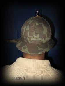 Trapper Hat - Camo - reduced from £85