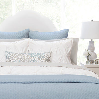 Bedroom inspiration and bedding decor | The Dove Grey 400 Thread Count Sheetss | Crane and Canopy