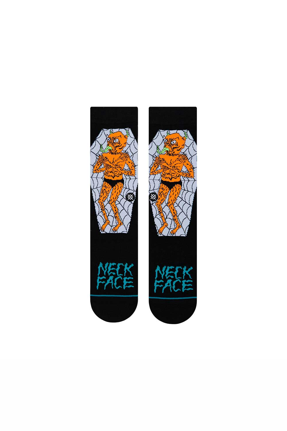 Stance Neckface Coffin Mens Crew Socks
