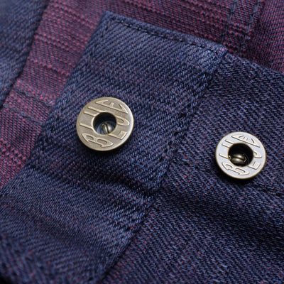 "ODJB010 18oz. ""Wine Weft"" Selvedge Jeans (High Tapered)"