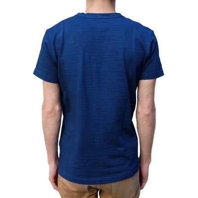 Pure Blue Japan Natural Indigo Dyed Tee
