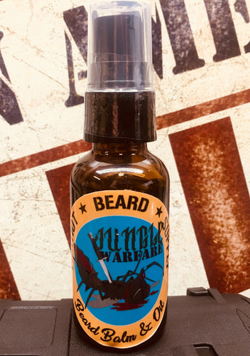 Jungle Warfare Beard Oil