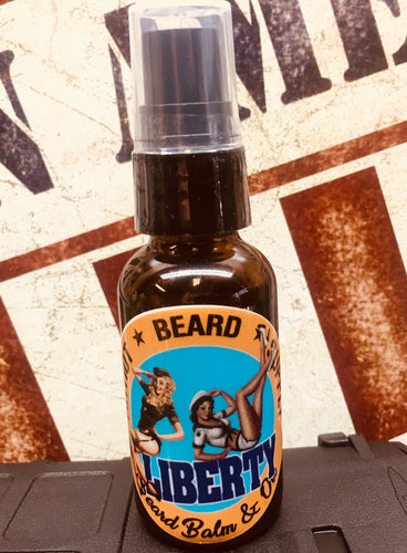 Liberty Beard Oil
