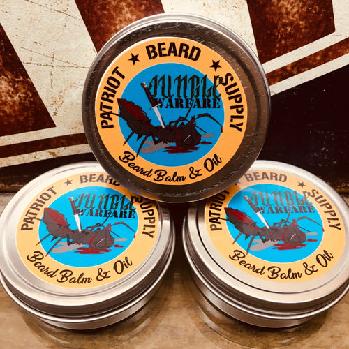 Jungle Warfare Beard Balm