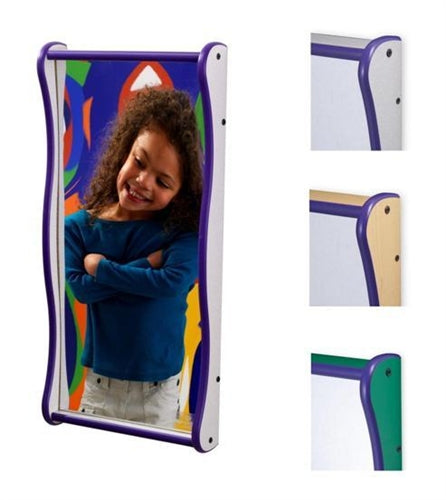 Medium Funhouse Faces Giant Giggle Wall Mirror