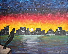 Come paint Wellington by Night with Heart for Art