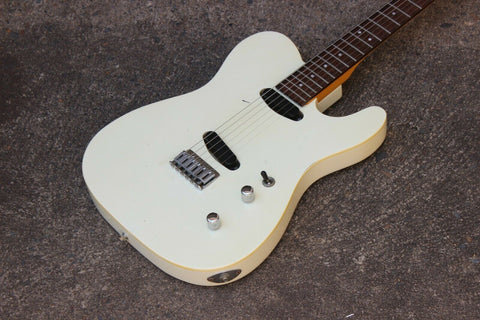 Late 80's Fernandes Limited Edition TEJ-45 Telecaster (White)