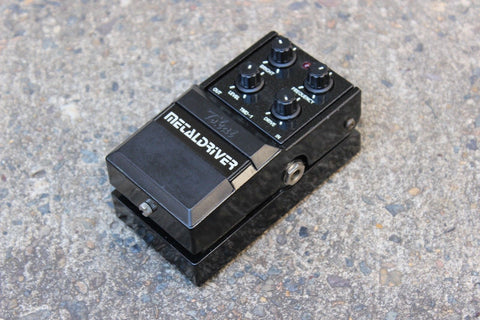 1980's Tokai Metal Driver TMD-1 Distortion Vintage MIJ Japan Effects Pedal