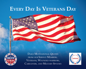 Every Day is Veterans Day Calendar- Ship to Troops