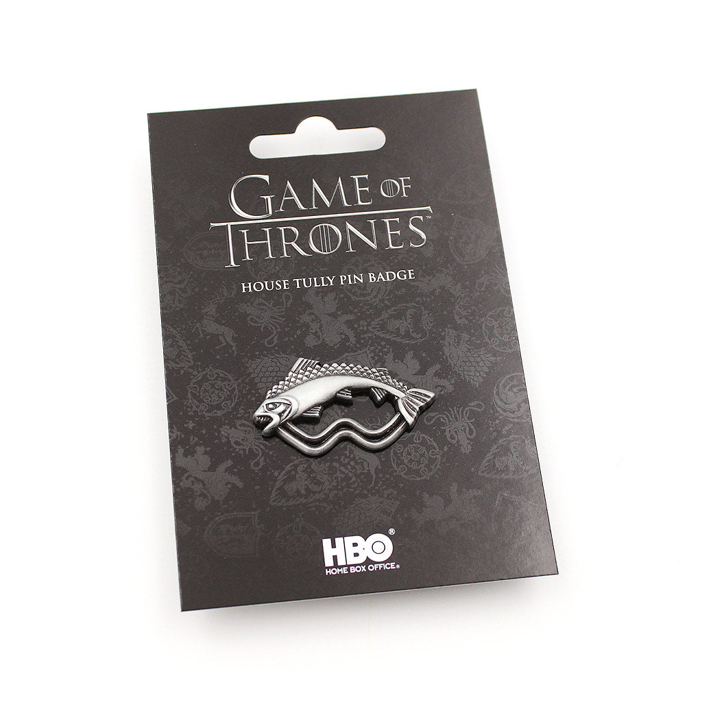 Game of Thrones House Tully Pin - The Koyo Store