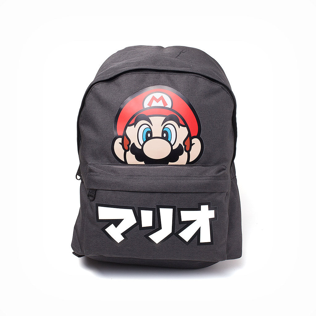 Official Nintendo - Super Mario Japanese Backpack - The Koyo Store