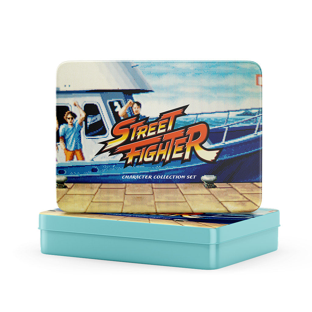 Street Fighter Character Collection Set - The Koyo Store