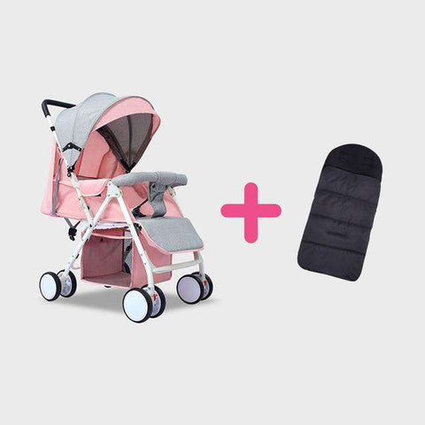 IMBABY Light Baby Newborn Stroller-Dear Baby