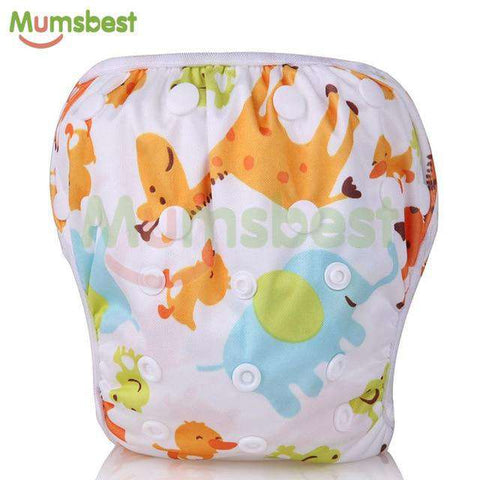 Image of Swim Cloth Nappy (17 Styles)-Dear Baby