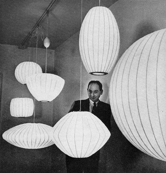 George Nelson, the Father of Mid-Century Modern Furniture Design