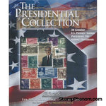 The Presidential Collection (new packet will be 15 different)-Stamp Packets-HE Harris & Co-StampPhenom