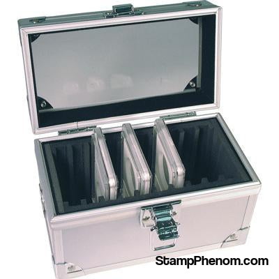 10 Slab Aluminum Box-Display Boxes for Certified Coins-Guardhouse-StampPhenom