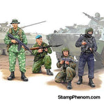 Trumpeter - Russian Spec Op Fig Set 1:35-Model Kits-Trumpeter-StampPhenom