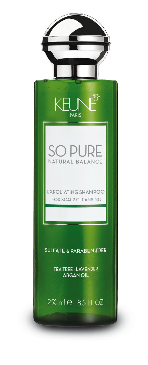 So Pure Exfoliating Shampoo
