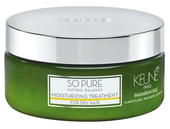 So Pure Moisturizing Treatment