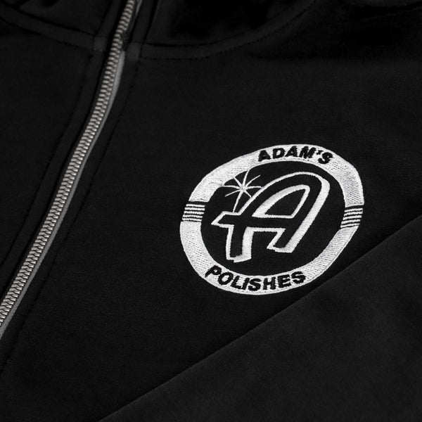 Adam's Polishes X Mountain Standard Zip Up Hoodie