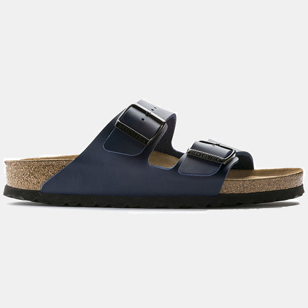 Birkenstock ARIZONA Blue with Soft Footbed