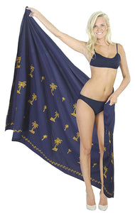 la-leela-womens-beach-bikini-cover-up-wrap-sarong-solid-6-plus-size