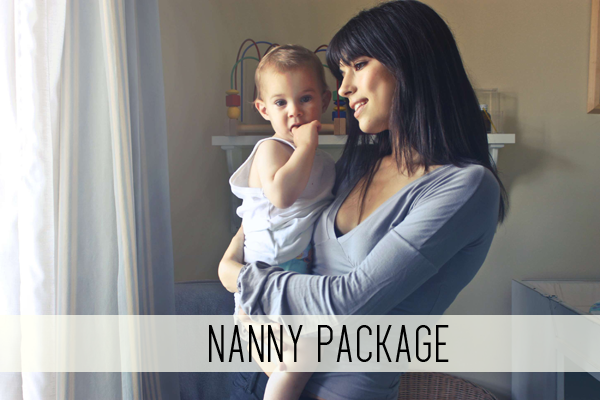 nanny package online child care classes
