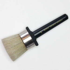 "Super Large 3"" Stencil/Wax Brush"