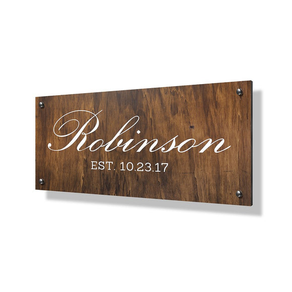 Robinson Business Sign - 24x12