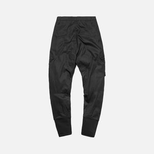 Acronym HD Cotton Cargo Drawcord Trouser - Black