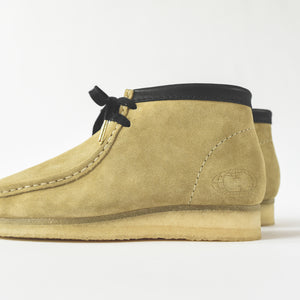 Clarks x Wu Tang Wallabee Boot Suede - Maple