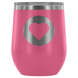 Wine Love - Wine Tumbler - cormosaic.shop