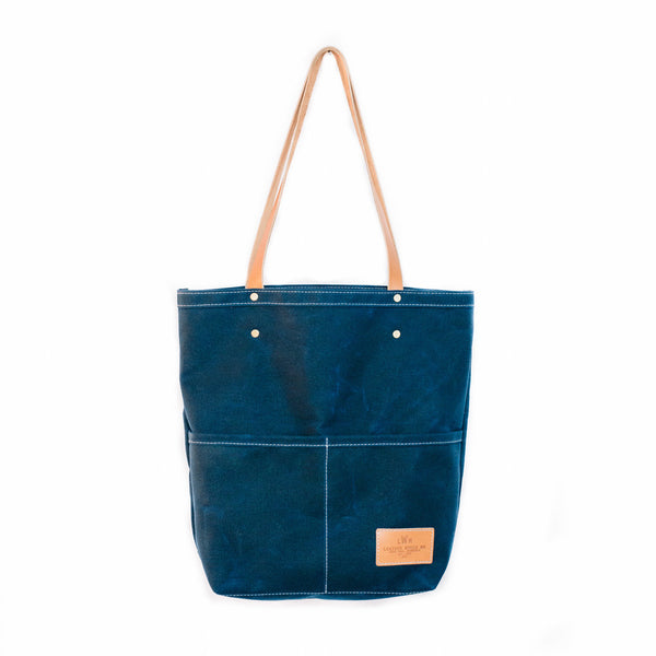 The Daymaker Tote - Cobalt