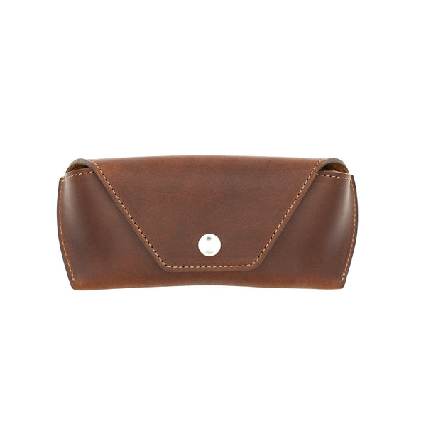 Eyeglass Case - Mahogany