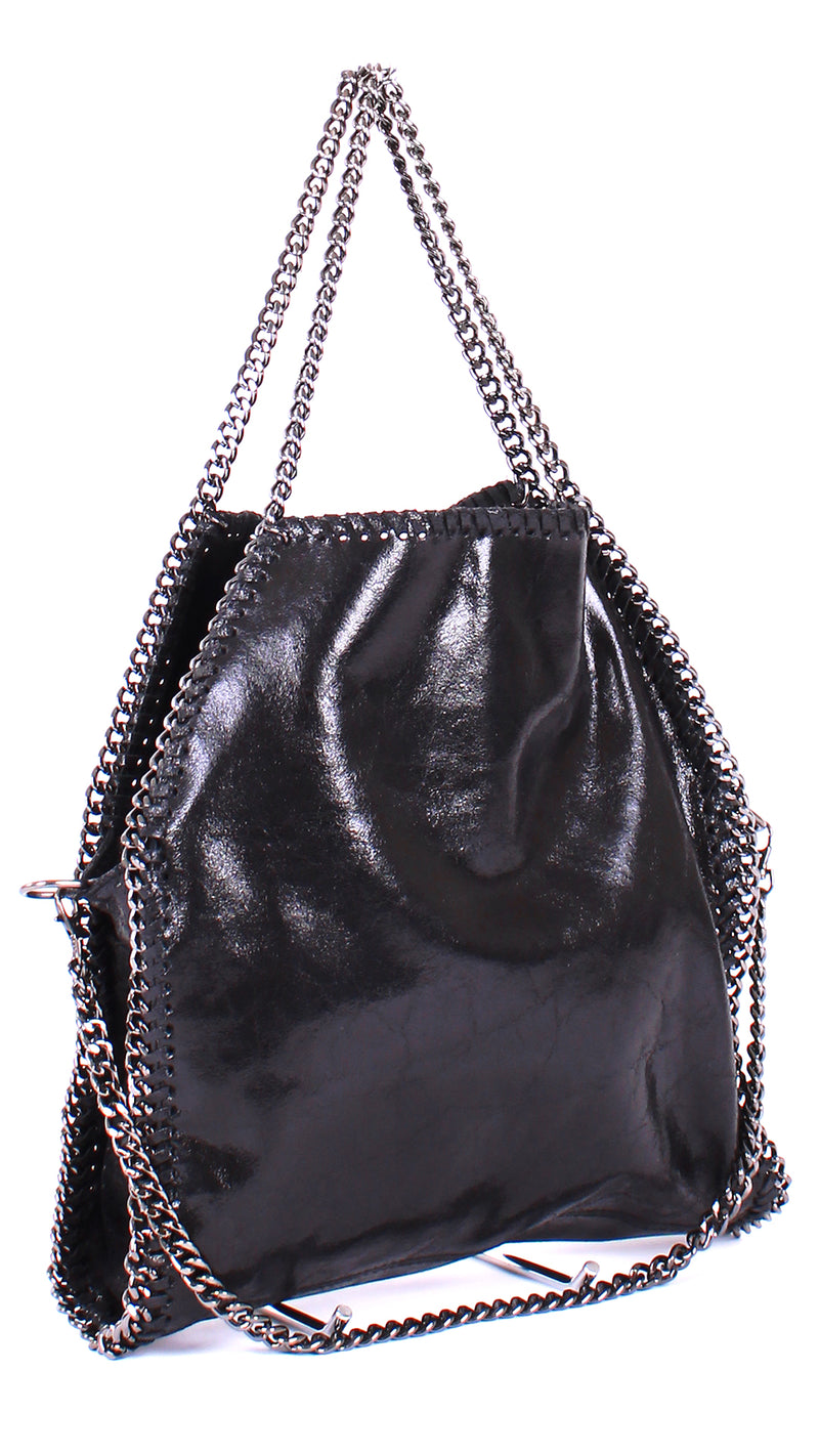 Stella Leather Chain Purse