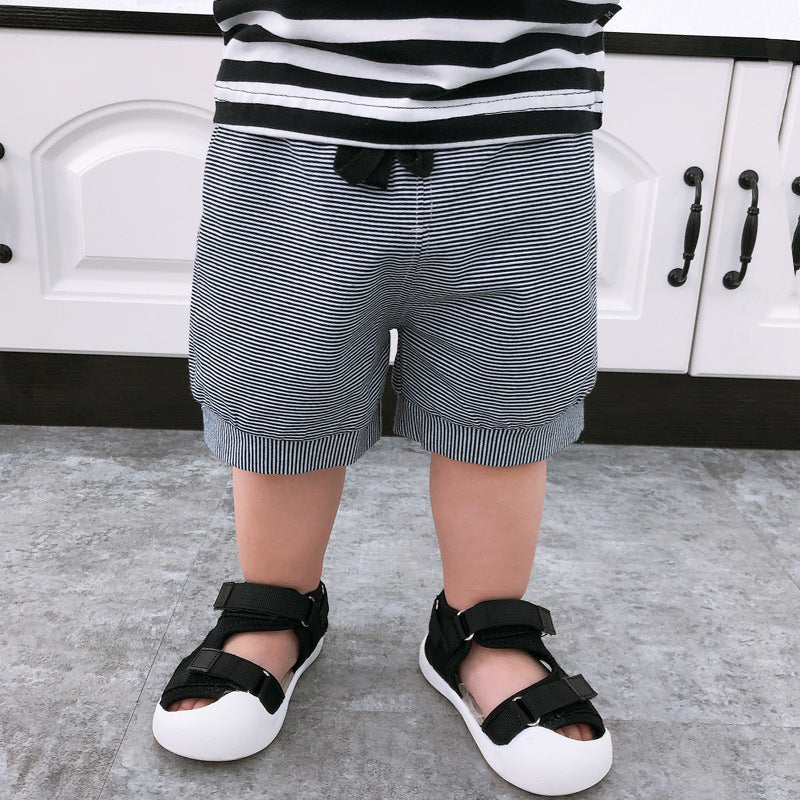 Baby shorts cotton