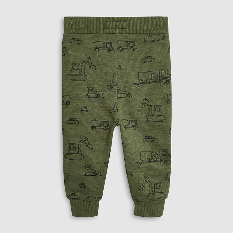 Children's trousers pants cartoon cotton