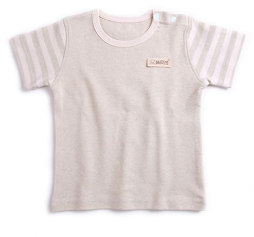 Children's cotton short-sleeved t-shirt