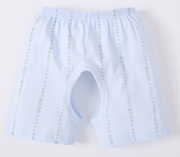 Baby open pants shorts