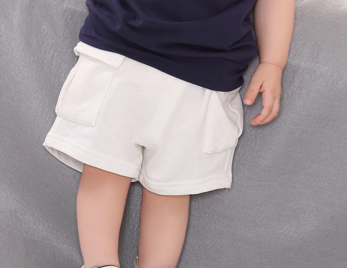 Casual pants newborn infant - Kidsalia
