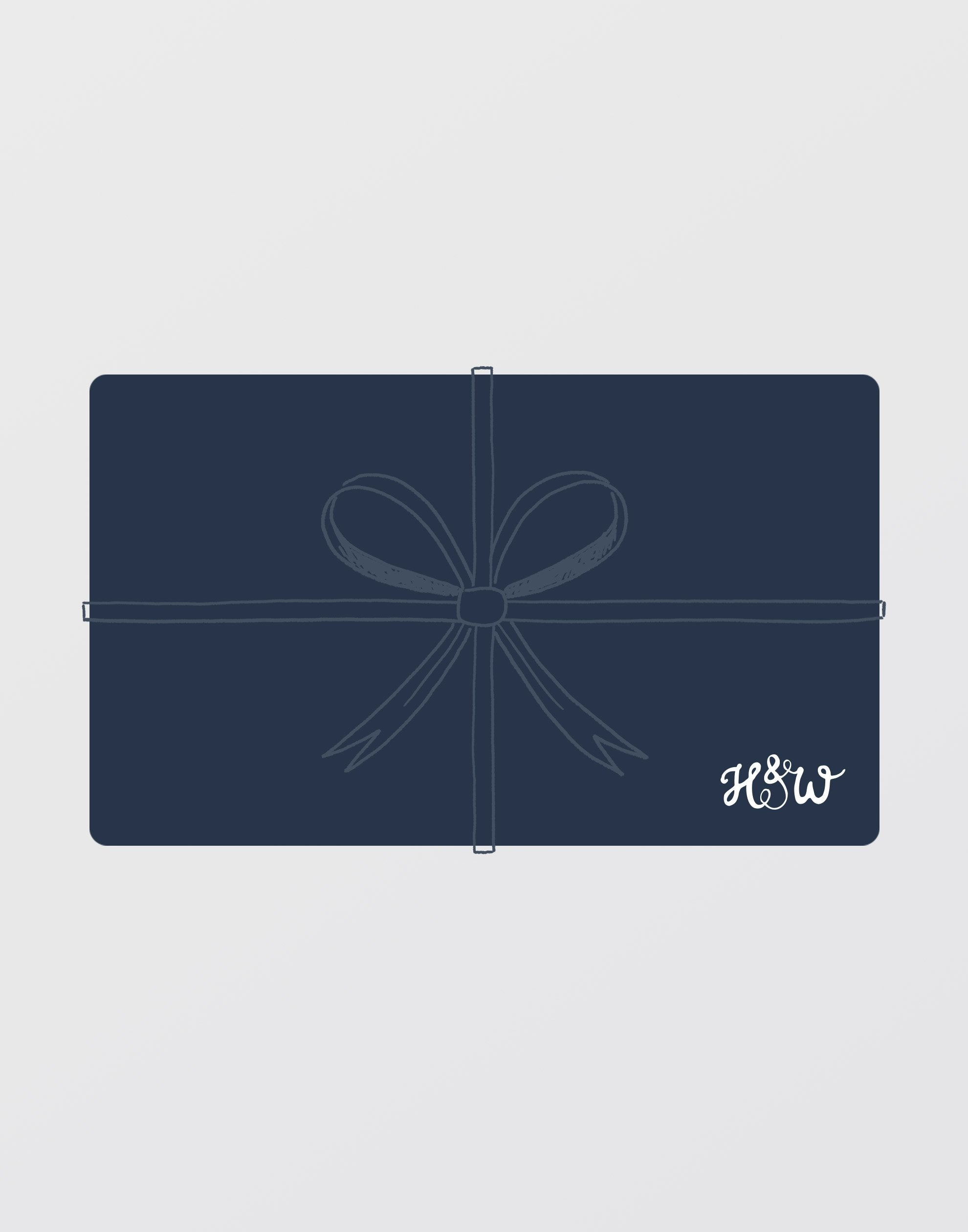 E‑Gift Card-Hygge & West