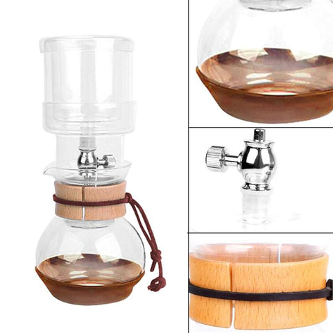 Image of 120ml Water Drip Cold Brew Coffee Maker