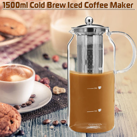 Image of 1500 ml Iced Coffee Infuser Cold Brew