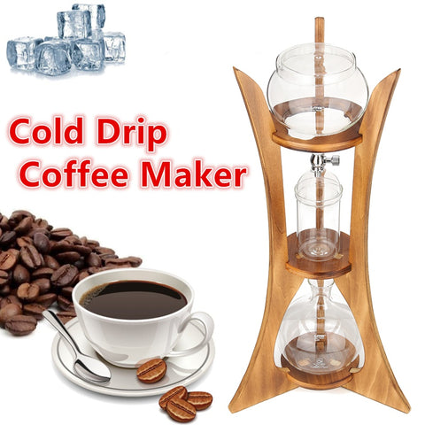 Image of 8 Cups Drip Syphon Cold Brew Coffee Maker