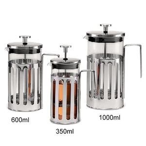 French Presses 350ml 600ml 1000ml