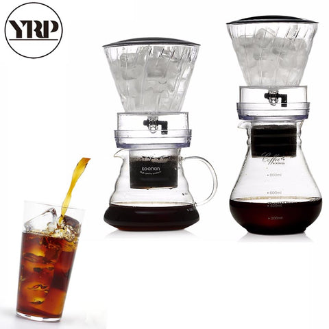 Reusable Ice Drip Coffee Maker