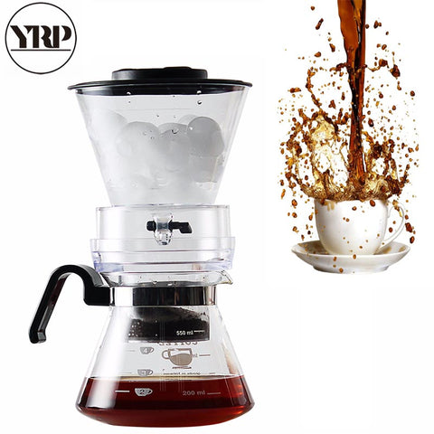 Image of Dutch Ice Drip Cold Coffee Maker