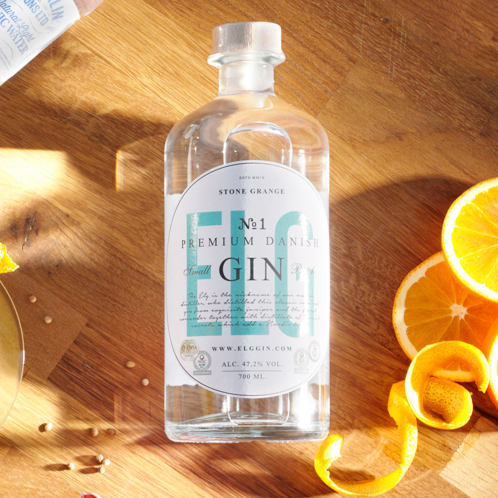 ELG Gin No.1 | ABV 47.2% 70cl