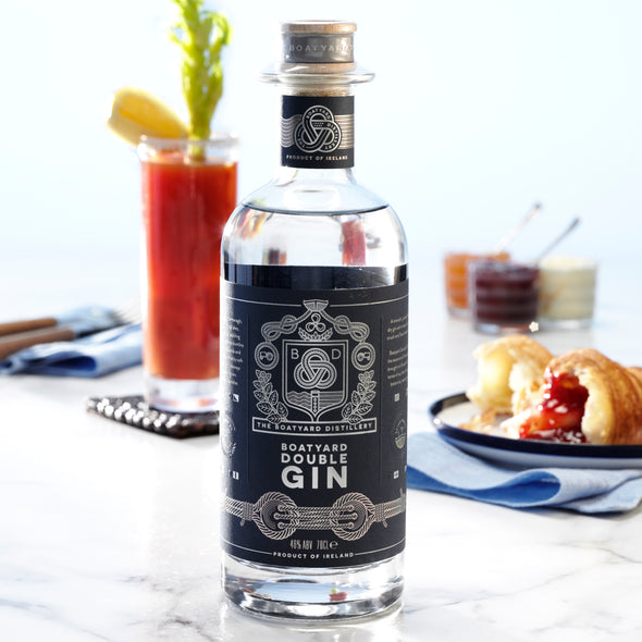 Boatyard Double Gin |  ABV 46% 70cl